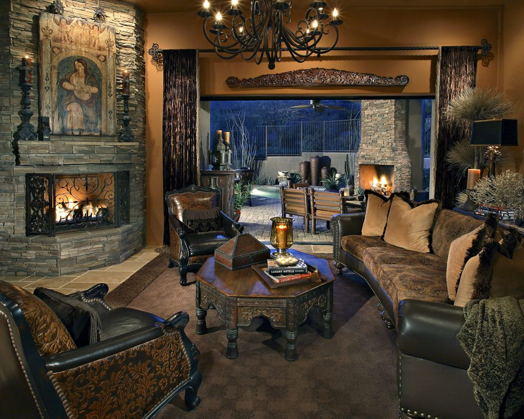 Sanctuaries interior designers phoenix named best interior decorator scottsdale livable for Interior decorators phoenix az